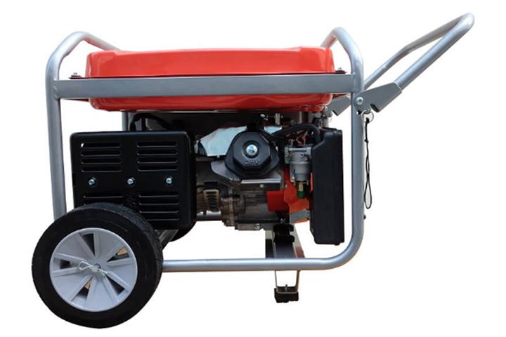 Máy phát điện 10kw chạy bằng dầu