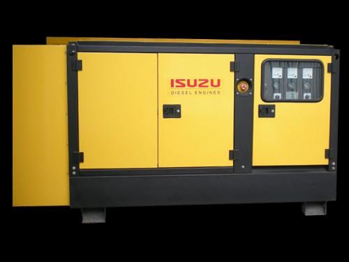 Thông tin hình ảnh máy phát điện isuzu