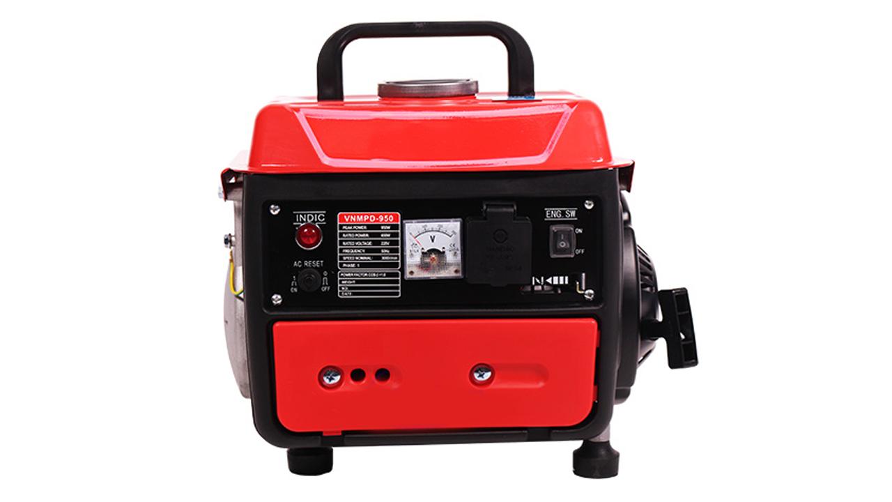 Hình ảnh mẫu máy phát mini dùng gia đình
