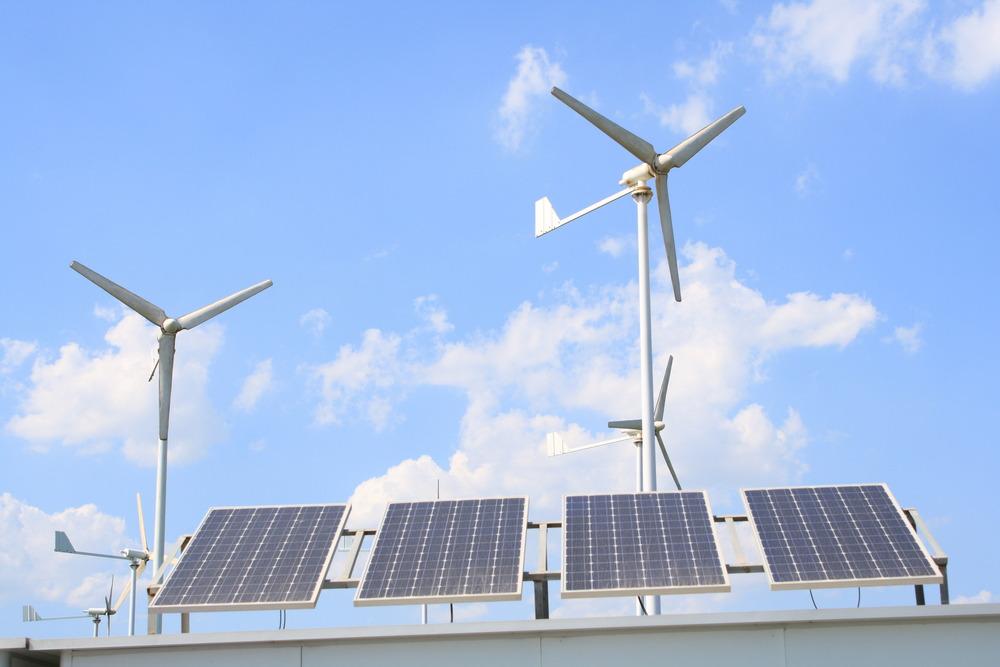 Máy phát điện 2kw sử dụng năng lượng gió