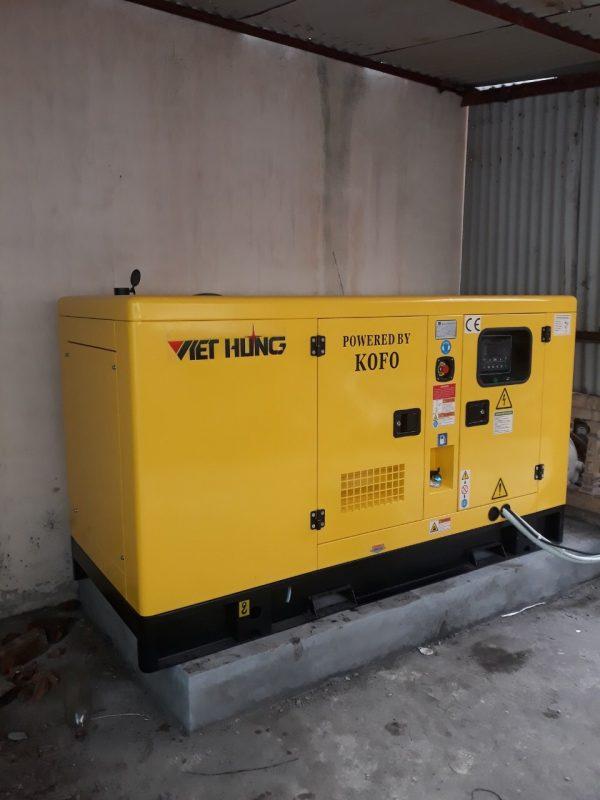Máy phát điện Kofo chất lượng